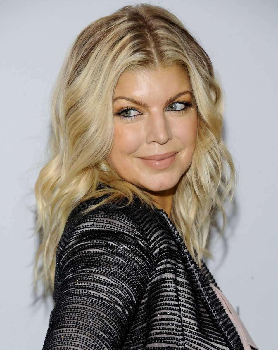 Stage name: Fergie Birth name: Stacy Ferguson