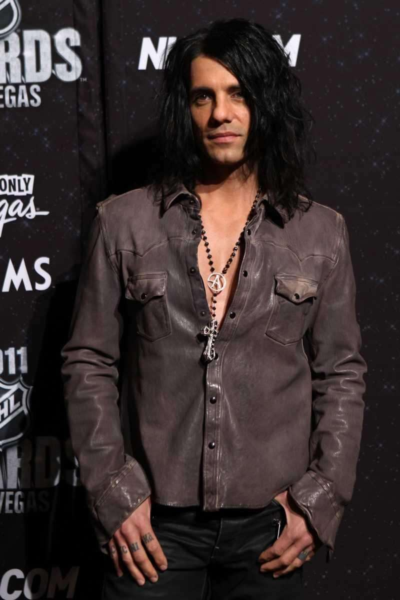 Stage name: Criss Angel Birth name: Christopher Sarantakos