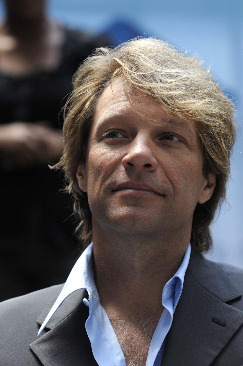 Stage name: Jon Bon Jovi Birth name: John