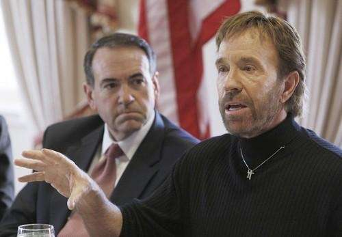 Stage name: Chuck Norris Birth name: Carlos Ray