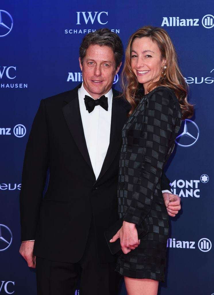 Parents: Hugh Grant and Anna Eberstein Children: John,