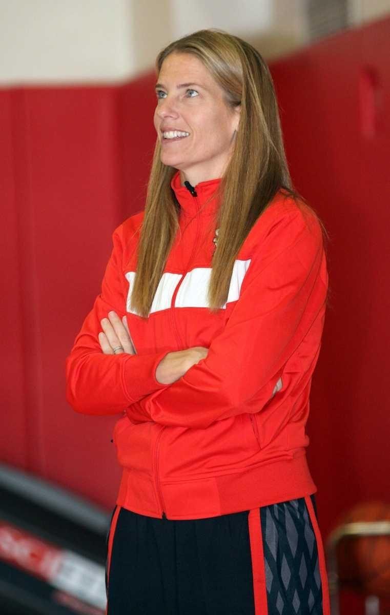 St. John's University's Women's basketball Head Coach Kim