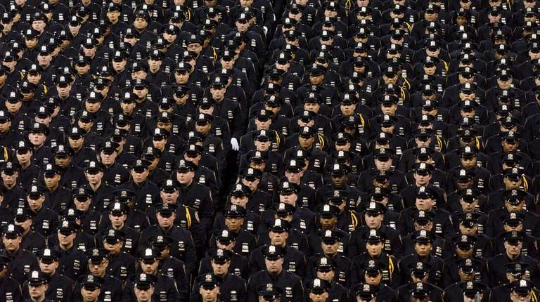 An NYPD watchdog group found no substantiated allegations
