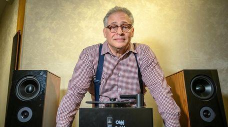 James Feldstein, co-owner of VANA and Audio Den,