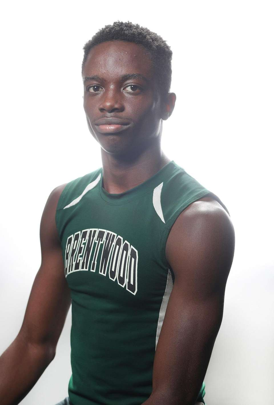 Boys Track - Frank Grey, Brentwood High School