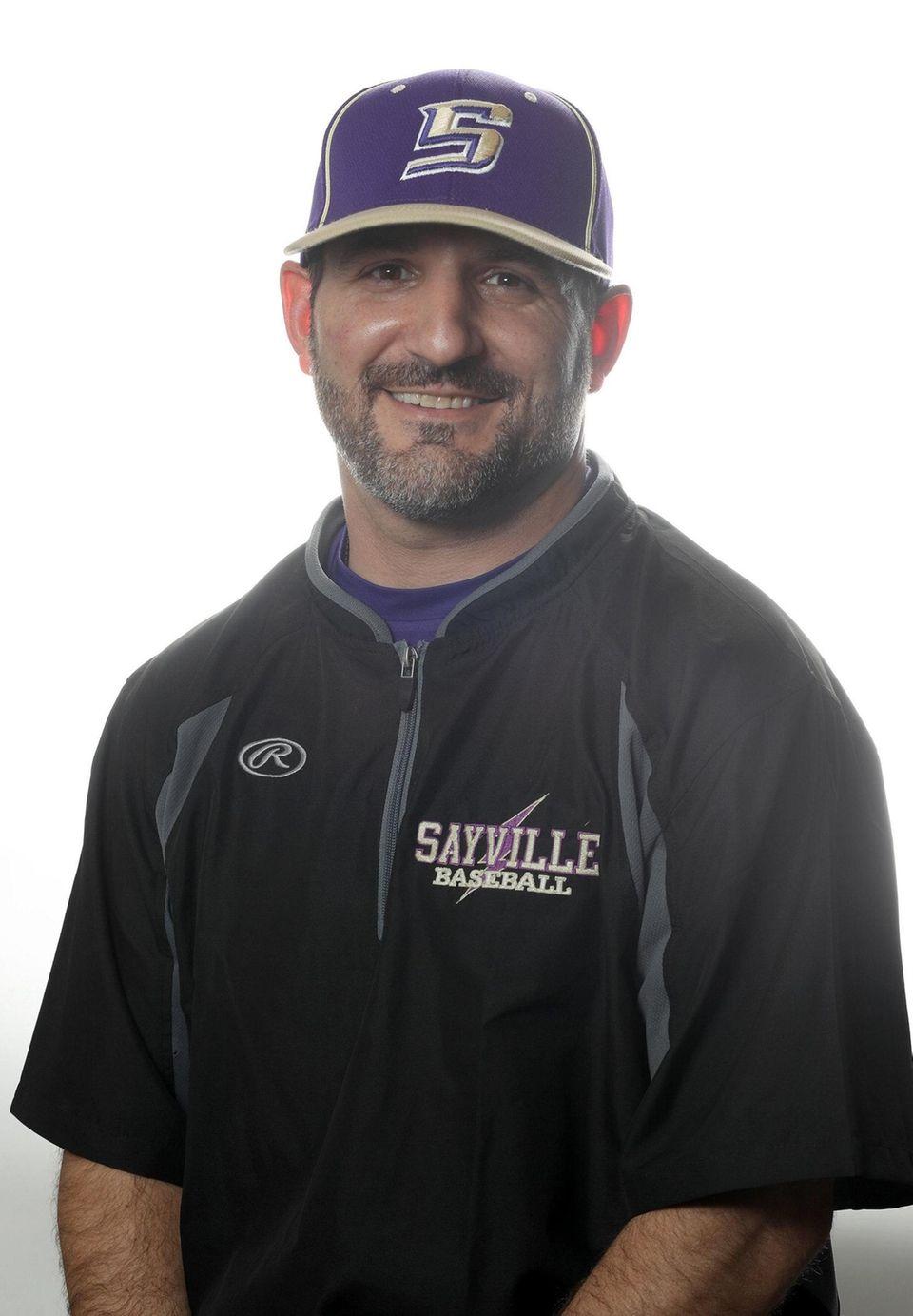 Baseball - Suffolk Coach of the Year, Joe