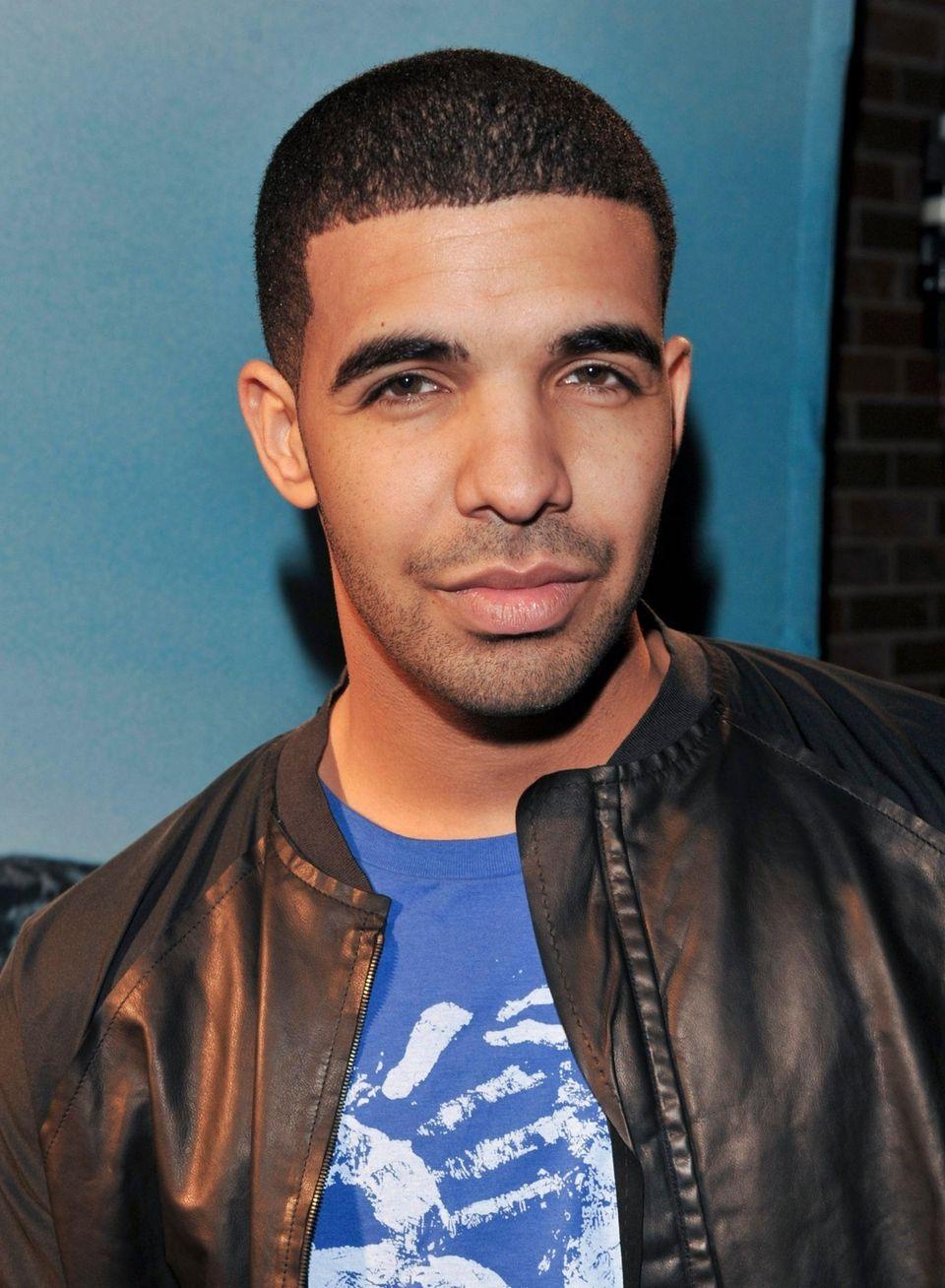 Stage name: Drake Birth name: Aubrey Drake Graham