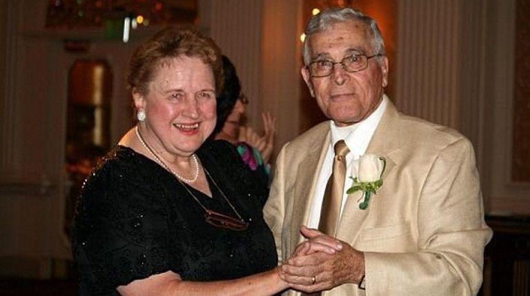 Peter Sammarco, a retired teacher from Rocky Point,