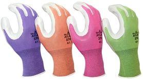 Atlas nitrile gardening gloves. I've got all sorts