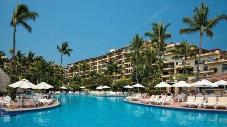 The Velas Vallarta Resort Hotel in Puerto Vallarta,