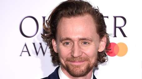 Tom Hiddleston will recreate his London stage role