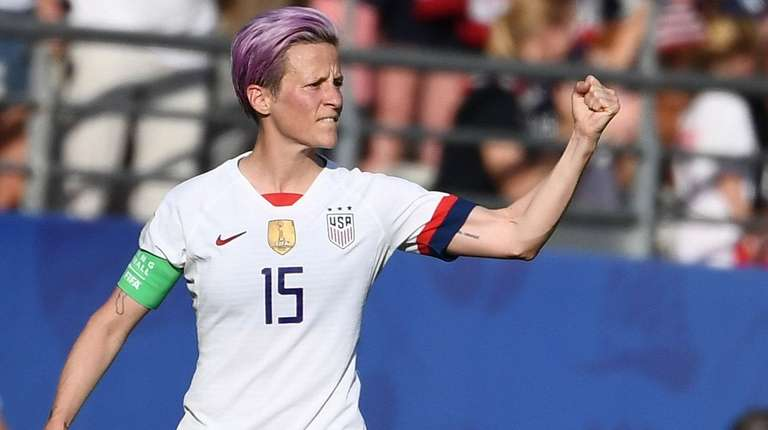 Megan Rapinoe stands by statement about not visiting White