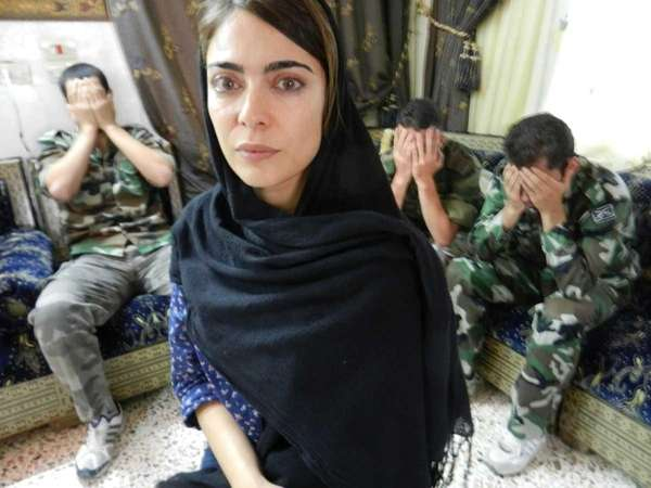 Frontline reporter Ramita Navai meets four soldiers on