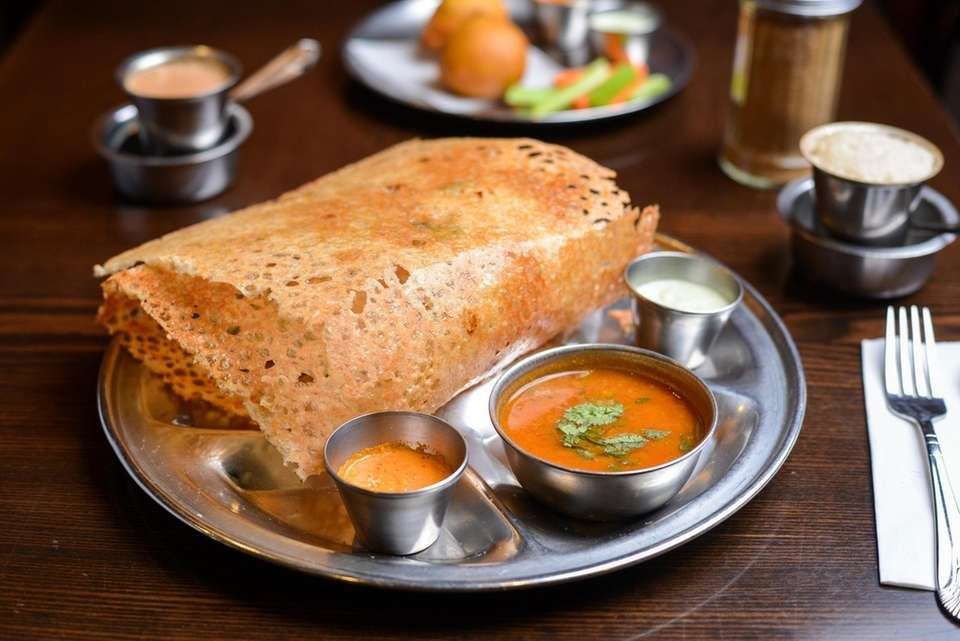 House of Dosas (416 S. Broadway, Hicksville): Going