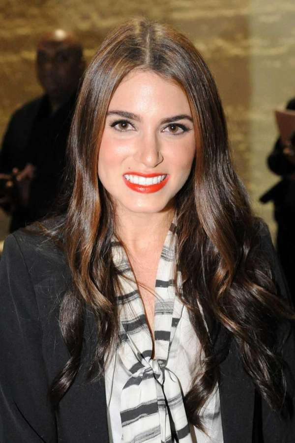 Nikki Reed at an event in Atlanta. (Nov.