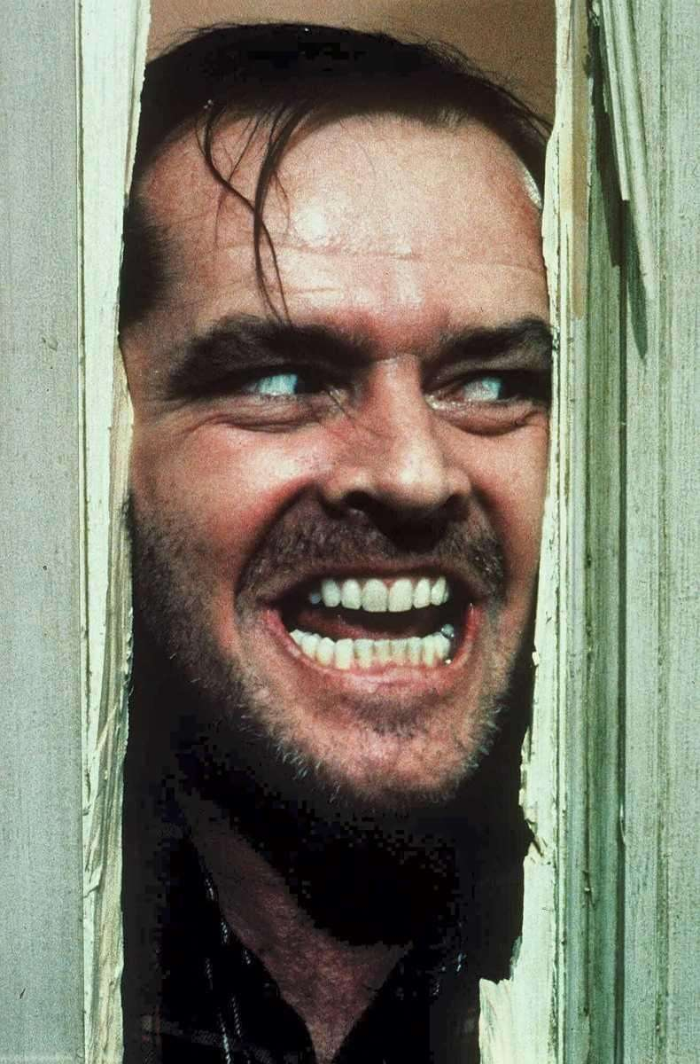 THE SHINING (1980) — Stanley Kubrick's take on