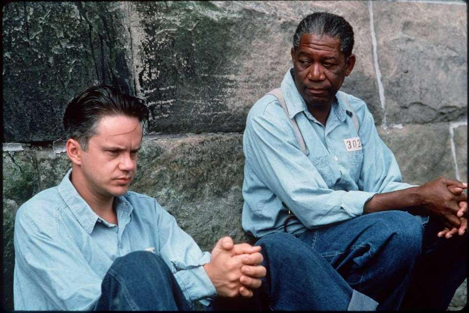 THE SHAWSHANK REDEMPTION (1994) — Tim Robbins and