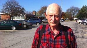 Joseph Bargiuk, 71, has lived in the hamlet