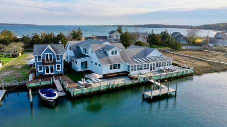 This Cutchogue property is listed for $1.85 million.