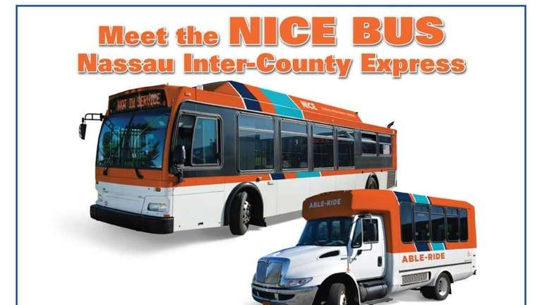 A preview of NICE bus, which will replace