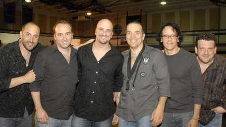 The Billy Joel cover band Big Shot will
