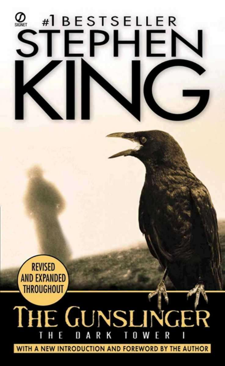 THE DARK TOWER (1982-present) — The terrifying cosmology
