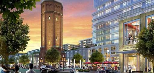 The Heartland minicity project in Brentwood is among