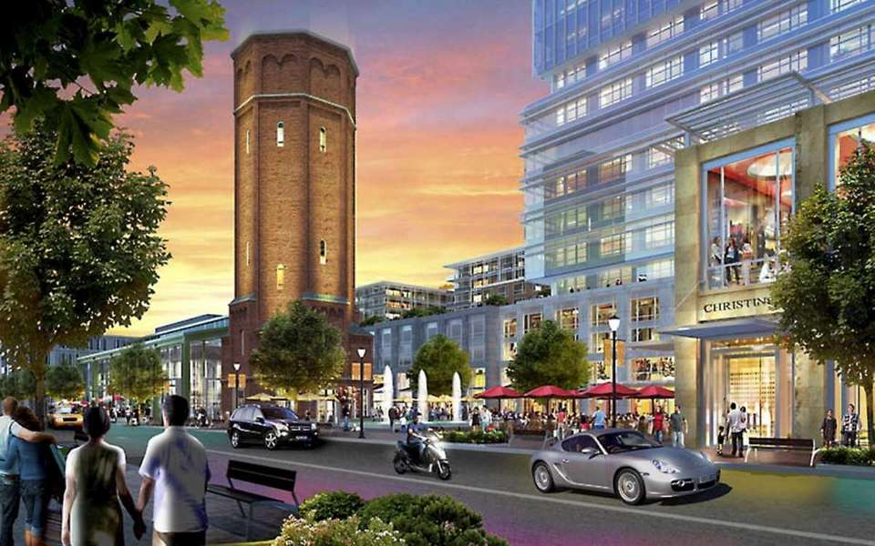 Heartland Town Square seeks to transform the former