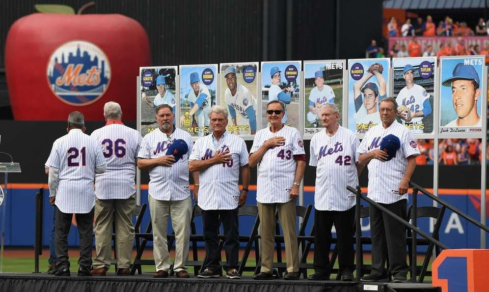 New York Mets 1969 World Series Championship players