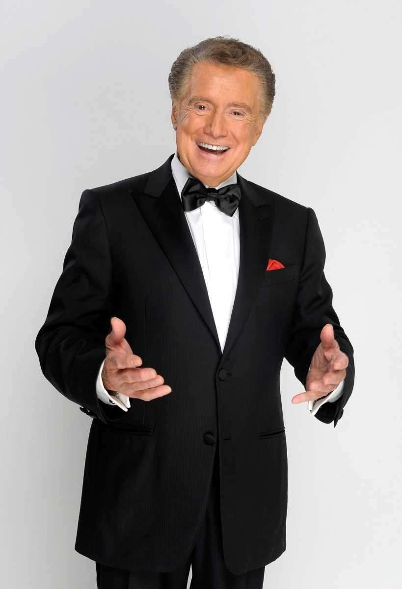 TV host Regis Philbin at the 37th Annual