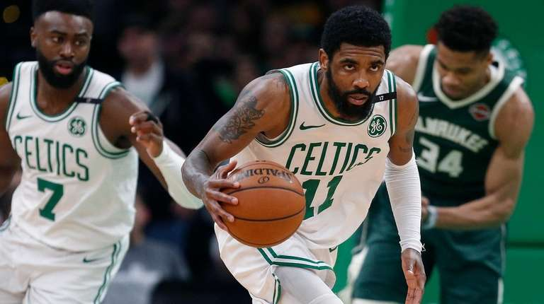 5cefe786ccc69 Kyrie Irving a lock to come to Nets, sources say | Newsday