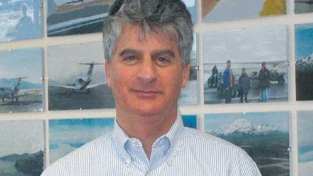 Brian E. Shore, chief executive, president and chairman,