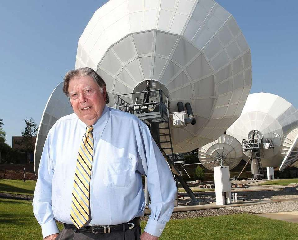 David E. Hershberg, chief executive and chairman, Globecomm