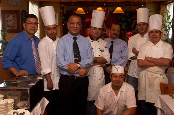 Hicksville's Kumar Chhetri owns New Chilli and Curry