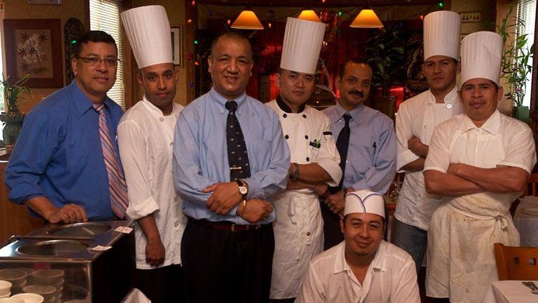 Hicksville's Kumar Chhetri owns New Chilli and Curry