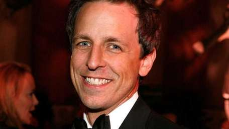Seth Meyers attends the 2011 American Museum of