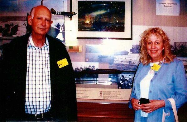 Joseph Bargiuk, 71, and his wife, Dorothy, 68,