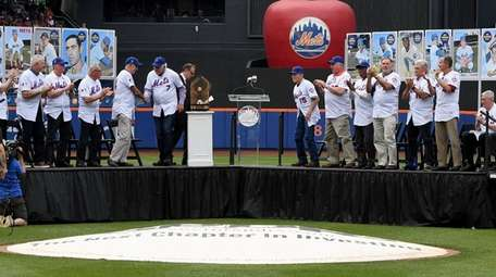 New York Mets 1969 World Series Championship players