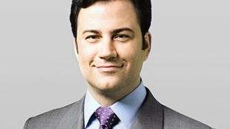 An undated file photo of Jimmy Kimmel.
