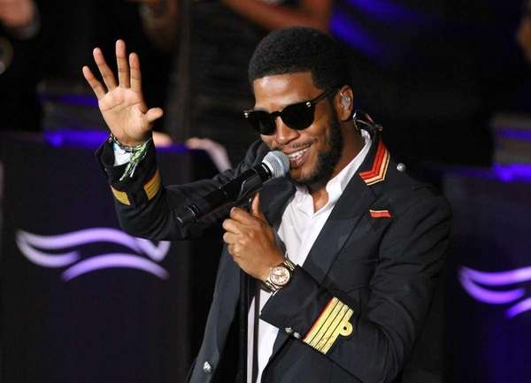 Kid Cudi performs onstage at the 2011 A