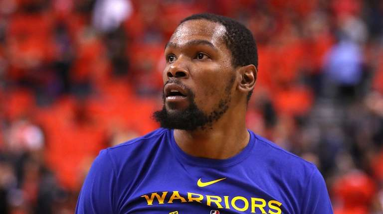 baskets pour pas cher 89c98 63d91 Kevin Durant, Kyrie Irving plan to join Nets | Newsday