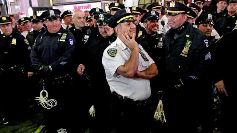 NYPD Chief Esposito. (Nov. 14, 2011)