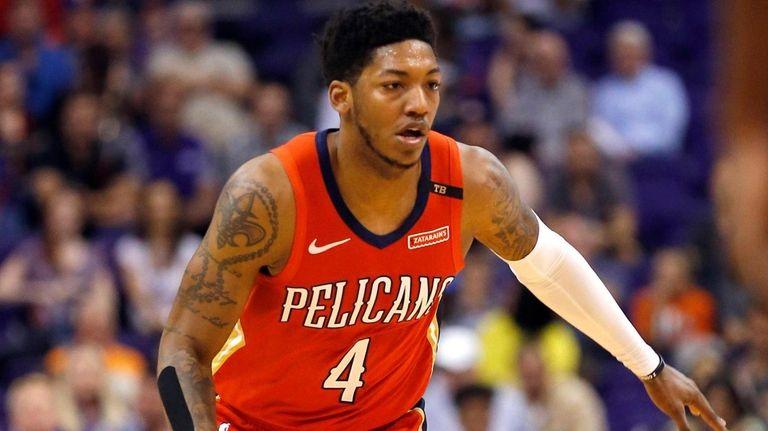 New Orleans Pelicans guard Elfrid Payton (4) in