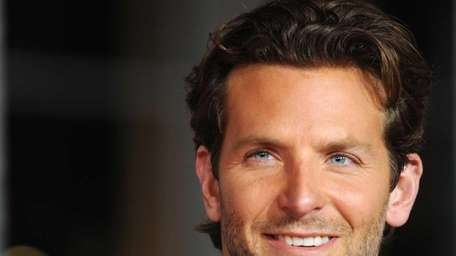 Actor Bradley Cooper arrives at the Los Angeles