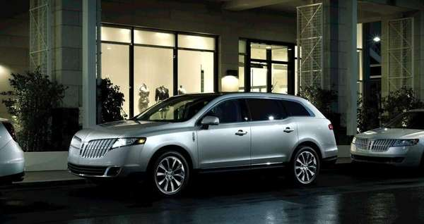 The 2011 Lincoln MKT is a five-passenger SUV.