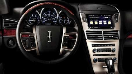 2011 Lincoln MKT: Lincoln continues to offer full-size