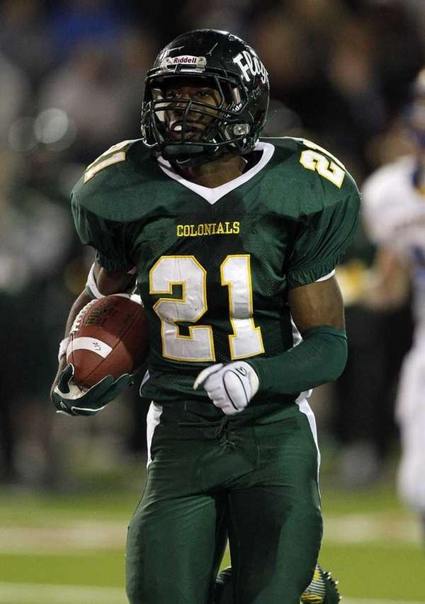 YARDS RUSHING: 412 Stacey Bedell, Floyd, 2011 29