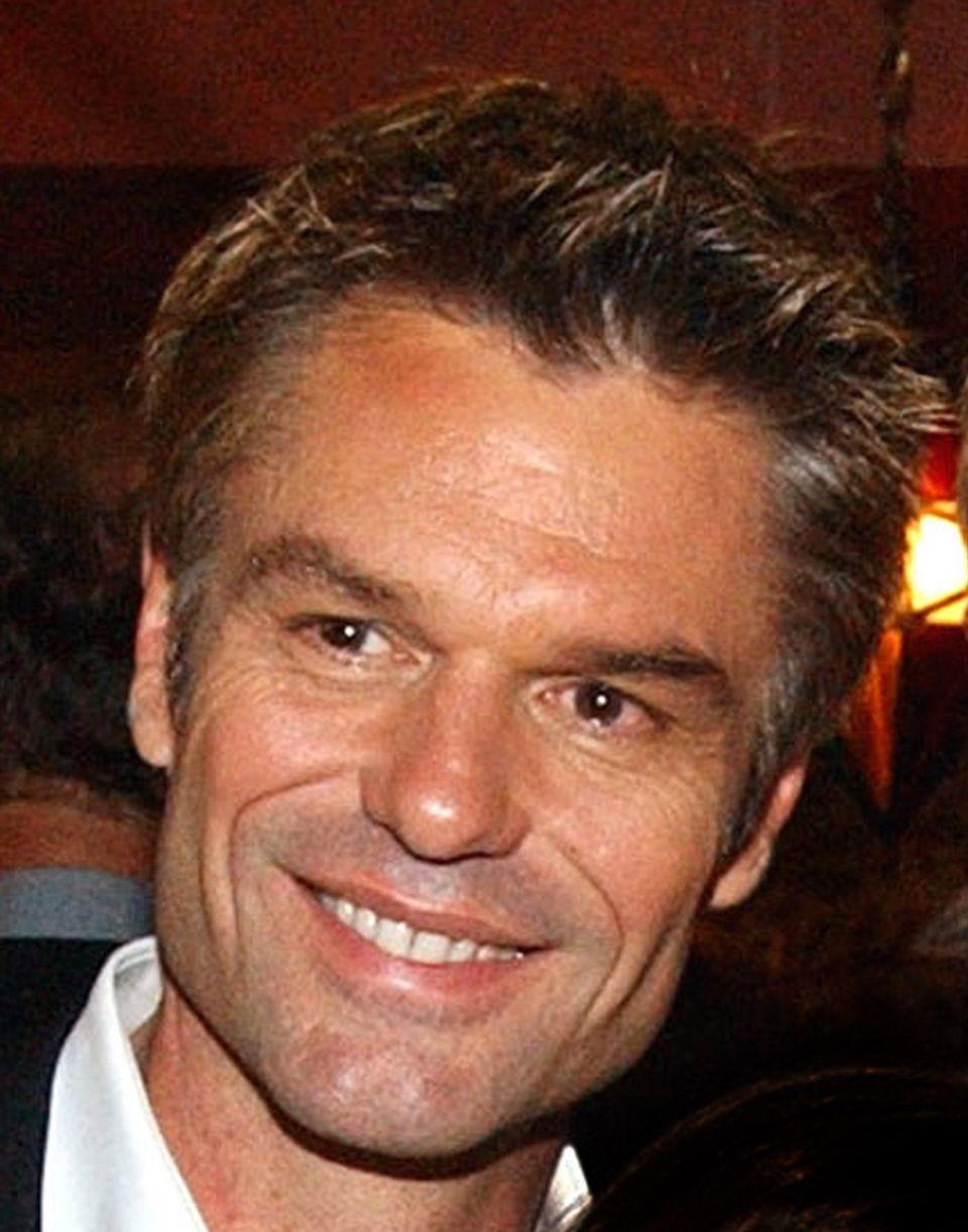 Harry Hamlin, the husband of actress Lisa Rinna,