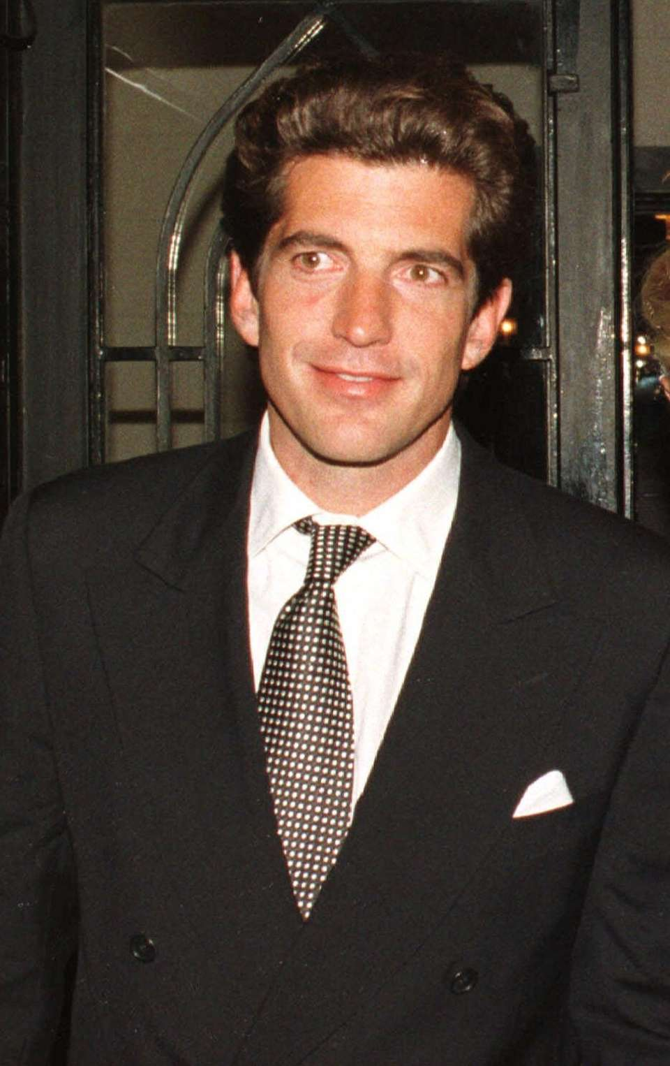 The late John F. Kennedy Jr. was named