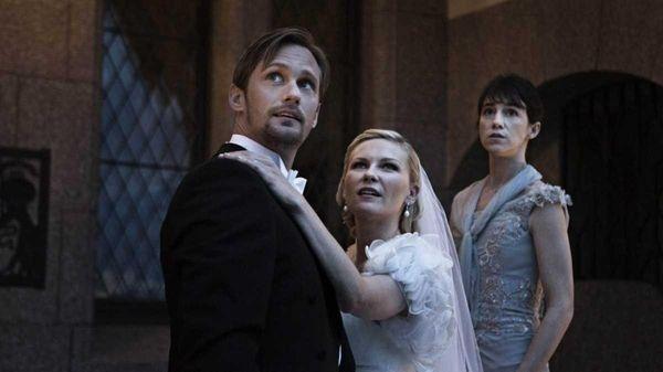 """""""Melancholia,"""" directed by Lars von Trier, stars Kirsten"""
